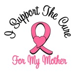 I Support The Cure For My Mother T-Shirts