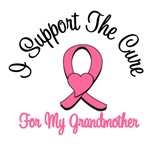 I Support The Cure For My Grandmother T-Shirts