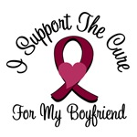 I Support The Cure Myeloma (Boyfriend) T-Shirts