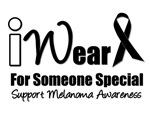 I Wear Black Ribbon For Someone Special T-Shirts &