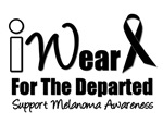 I Wear Black Ribbon For The Departed T-Shirts & Gi