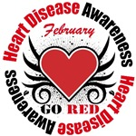 Heart Disease Awareness Go Red February Shirts