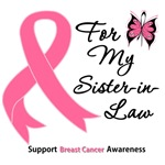 Breast Cancer For My Sister-in-Law Shirts & Gifts