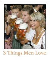 3 Things Men Love