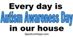 Autism Awareness Every Day