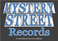 Mystery Street Records Logo Apparel