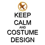 Keep Calm and Costume Design Hunger Games