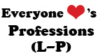 Everyone Loves (Jobs L-P) 