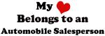Heart Belongs: Automobile Salesperson