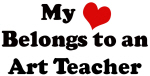 Heart Belongs: Art Teacher