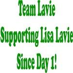 Team Lavie Support