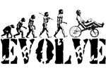 Huge selection of Caveman Evolution of Sports & Hobbies.  You can find Evolve designs at Evolve Shop & at Scooter Baby!