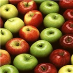 Apples Rows