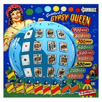 Gottlieb&reg; Gypsy Queen
