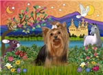 FANTASY LAND<br>With Yorkshire Terrier (#7)