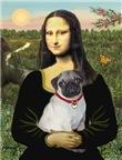 MONA LISA<br>& Fawn Pug #11