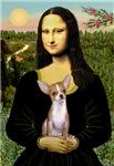 MONA LISA<br>& Chihuahua (fawn)