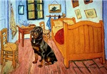 ROOM AT ARLES<br>& Rottweiler