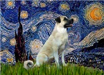 STARRY NIGHT<br>& Anatolian Shepherd