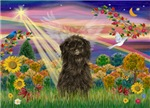 AUTUMN ANGEL<br>& Affenpinscher