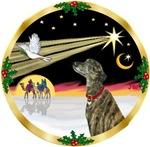 CHRISTMAS DOVE<br>& Greyhound