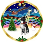 CHRISTMAS MUSIC #3<br>& Boston Terrier