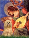 MANDOLIN ANGEL<br>&Lhasa Apso #9