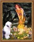 MIDSUMMER'S EVE<br>& Old English Sheepdog