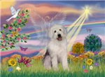 CLOUD ANGEL<br>& Old English Sheepdog