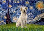STARRY NIGHT<br>Yellow Labrador 7