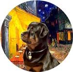 Terrace Cafe<br>& Rottweiler