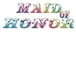 maid of honor tee shirts