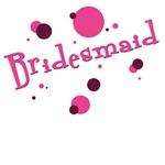 Retro Bridesmaid T-shirts & Gifts