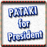 2008 Elect Pataki T-shirts and Stickers