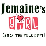 Jemaine's Girl T-shirts and Swag