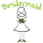 Bridesmaid Tshirts, Favors & Gifts