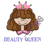 Beauty Queen T-shirts, Tote Bags and Gifts