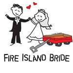 Fire Island Bride T-shirts and Gifts