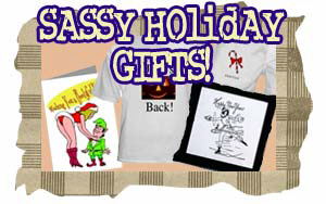 Holiday Gifts, Tshirts, Holiday Tees