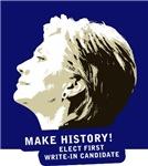 Make history!