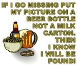 IF I GO MISSING...