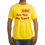 MyType ORh+