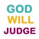 OYOOS God Will Judge design