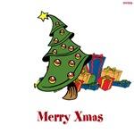 OYOOS Merry Xmas Tree Gifts design