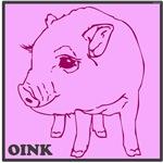 OYOOS Pig Oink design