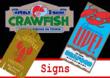 Fantasy Signs