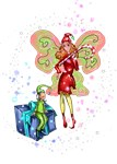 Evis The Enchanted Fairy