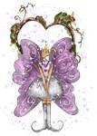 Trixy the Trellis Fairy