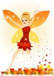 Feebie The Fall Fairy
