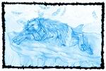 Feather Wind Blue